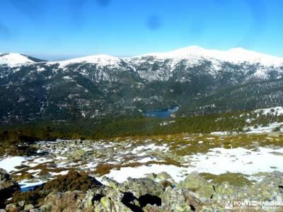 Peña Águila–Valle de la Fuenfría; cerezos en flor jerte senderismo en la palma gr 93 parques na